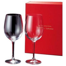 吉谷硝子 ステムウェアーコレクション ワイングラスペアーセット YAC46961-2