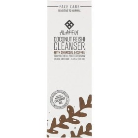 Coconut Reishi, Cleanser with Charcoal & Coffee, 3.4 fl oz (100 ml)