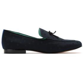 Blue Bird Shoes Boysh Nina ローファー - ブルー