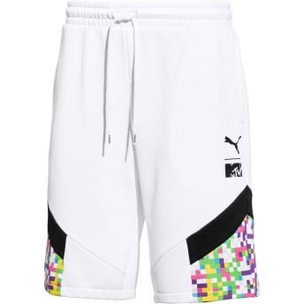【プーマ公式通販】 プーマ PUMA x MTV トラックパンツ メンズ Puma White-AOP |PUMA.com