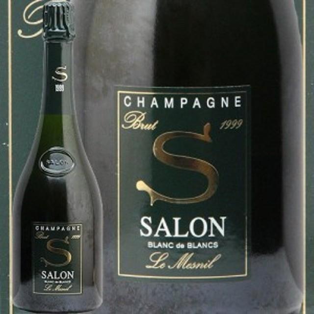 サロン 1999 Salon Blanc de Blanc ブラン ド ブラン バックヴィンテージ ...