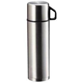 パール金属 H-6826 スタイルベーシック ダブルステンレスボトル500