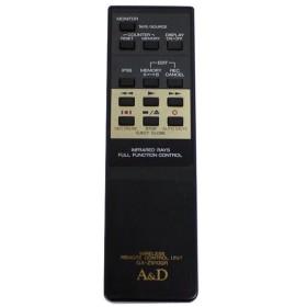 【中古】A&D オーディオリモコン GX-Z9100R