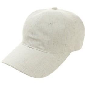【Super Sports XEBIO & mall店:帽子】レディースプレーンキャップ 2 898PA9ST1648 BEG