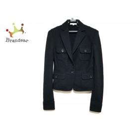 ナラカミーチェ NARACAMICIE ジャケット サイズ1 S レディース 美品 黒 肩パッド   スペシャル特価 20190904