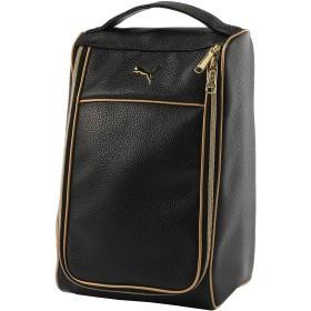 【プーマ公式通販】 プーマ ゴルフ シューズケース ヘリテージ メンズ Puma Black / Gold |PUMA.com
