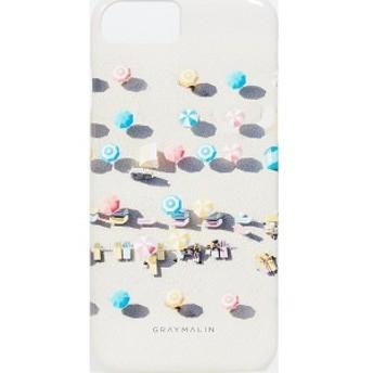 (取寄)グレーマリン ザ マイアミ ビーチ アイフォン ケース Gray Malin The Miami Beach iPhone Case Multi