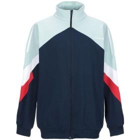 《セール開催中》ADIDAS ORIGINALS メンズ スウェットシャツ ダークブルー XL コットン 55% / ポリエステル 45%