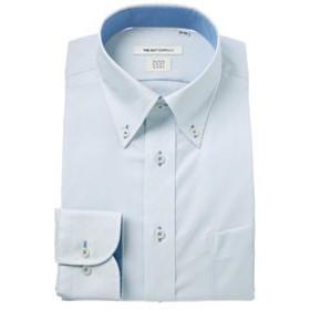 【THE SUIT COMPANY:トップス】【COOL MAX・SUPER EASY CARE】ボタンダウンカラードレスシャツ〔EC・FIT〕