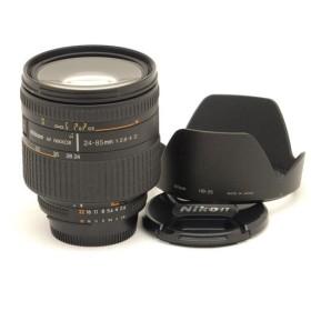【中古】 【並品】 ニコン Ai AF Zoom-Nikkor 24-85mm F2.8-4D(IF)