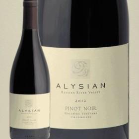 アリシアン ピノノワール ホールバーグクロスローズ 2012 赤ワイン アメリカ カリフォルニア ソノマ No.1 ゲイリー・ファレル 即日出荷
