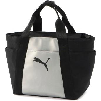 【プーマ公式通販】 プーマ ゴルフ ラウンド トート フュージョン メンズ Puma Silver / Puma Black |PUMA.com