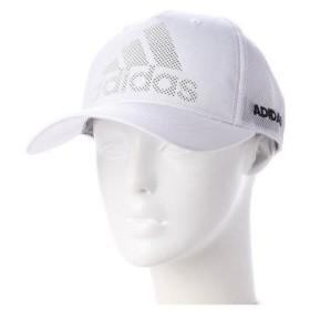 アディダス adidas メンズ ゴルフ キャップ PF ドットロゴメッシュキャップ CL0486 (ホワイト)