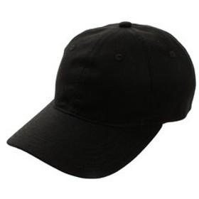 【Super Sports XEBIO & mall店:帽子】レディースプレーンキャップ 3 898PA9ST1650 BLK