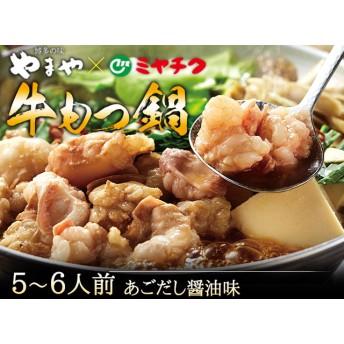 牛もつ鍋セット(あごだし醤油味)5~6人前