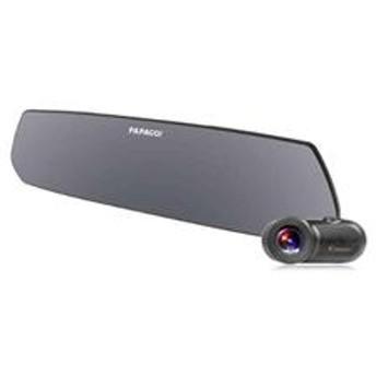 ルームミラー型 前後2カメラフルHD高画質ドライブレコーダー GoSafe M790S1 GSM790S1-32G