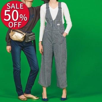 セール ファッション Lee/リー ヒッコリーオーバーオール レディース オーバーオール PC1499