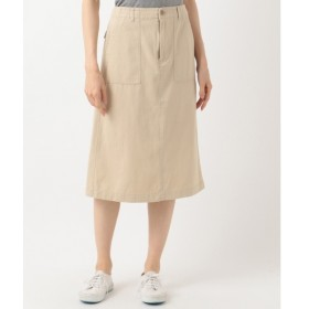 [マルイ]【セール】【洗える】ライトベイカーミディ スカート/シェアパーク レディス(SHARE PARK LADIES)