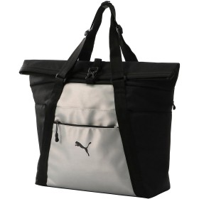 【プーマ公式通販】 プーマ ゴルフ トートバッグ フュージョン メンズ Puma Silver / Puma Black |PUMA.com