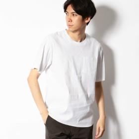 [マルイ]【セール】リネンストレッチ 布帛Tシャツ/コムサコミューン(COMME CA COMMUNE)