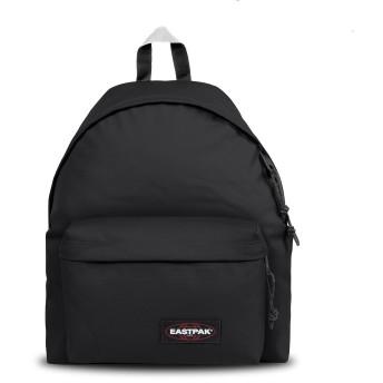 《セール開催中》EASTPAK Unisex バックパック&ヒップバッグ ブラック ポリエステル 100% PADDED PAK'R BLAKOUT BW