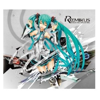 Re:MIKUS / livetune feat.初音ミク (ジャケットイラストレーター redjuice(supercell) 中古 良品 CD
