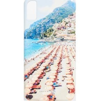 (取寄)グレーマリン ザ ポジターノ アイフォン ケース Gray Malin The Positano iPhone Case Multi