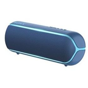 SRS-XB22-L ソニー Bluetooth対応 ワイヤレスポータブルスピーカー ブルー