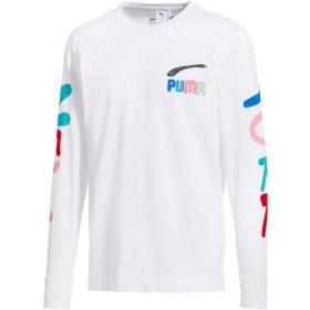 【プーマ公式通販】 プーマ PUMA x BRADLEY THEODORE LS TEE メンズ Puma White |PUMA.com