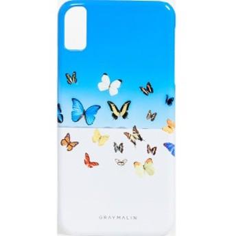 (取寄)グレーマリン ザ バタフライズ アイフォン ケース Gray Malin The Bufferflies iPhone Case Multi