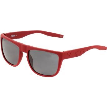 【プーマ公式通販】 プーマ メンズ PU0218S サングラス メンズ RED-RED-SMOKE |PUMA.com