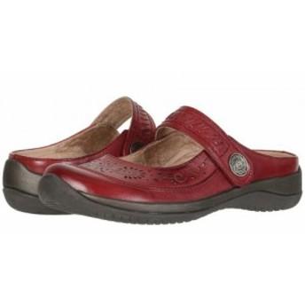 Earth アース レディース 女性用 シューズ 靴 フラット Hopper Bordeaux Soft Calf【送料無料】