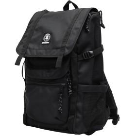 《送料無料》INVICTA Unisex バックパック&ヒップバッグ ブラック ポリエステル 100% TRIKO