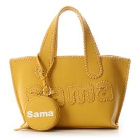 (Samantha Thavasa/サマンサタバサ)サマタバトートバッグ 小【Revival Collection】/レディース イエロー