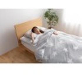 スターデザインの毛布にもなるプレミアムマイクロファイバー掛け布団カバー
