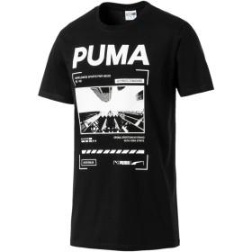 【プーマ公式通販】 プーマ GRAPHIC EPOCH PHOTO SS Tシャツ 半袖 メンズ Cotton Black |PUMA.com