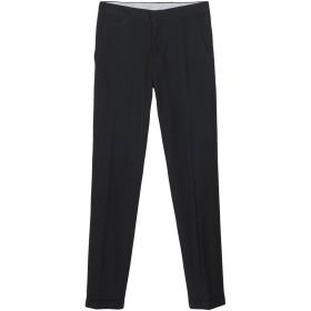 《送料無料》DANIELE ALESSANDRINI メンズ パンツ ブラック 44 バージンウール 49% / コットン 49% / ポリウレタン 2%