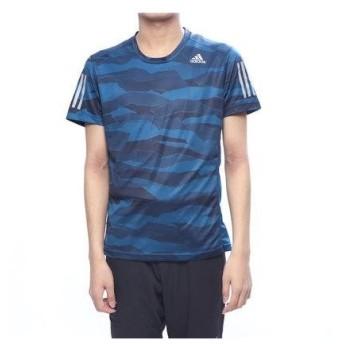 アディダス adidas メンズ 陸上/ランニング 半袖Tシャツ RESPONSE T シャツ camo EC5378