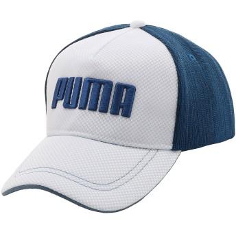 【プーマ公式通販】 プーマ ゴルフ メッシュ キャップ メンズ Bright White / Peacoat  PUMA.com