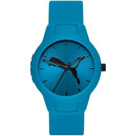 【プーマ公式通販】 プーマ ウィメンズ リセット ポリウレタン V2 時計 ウィメンズ Blue/Blue |PUMA.com