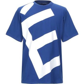 《9/20まで! 限定セール開催中》TUDES STUDIO メンズ T シャツ ブルー XXS コットン 100%