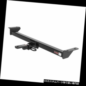 CURT 122463 Custom Class 2 Trailer Hitch with Ball Mount 1-1//4-Inch Receiver