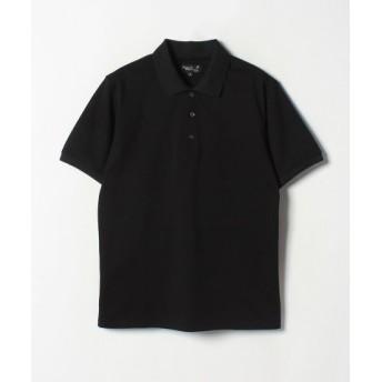 (agnes b./アニエスベー)JY80 POLO ポロシャツ/メンズ ブラック 送料無料
