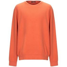 《セール開催中》IMPERIAL メンズ スウェットシャツ オレンジ M コットン 100% / ポリウレタン