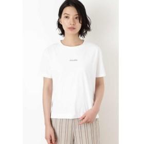 [マルイ]【セール】クルーネックロゴロングTシャツ/ヒューマンウーマン(HUMAN WOMAN)
