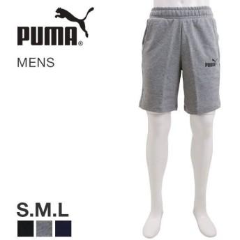 10%OFF (プーマ)PUMA メンズ ESS 10 スウェットバミューダ ハーフパンツ スポーツウェア 853792 ルームウェア パジャマ