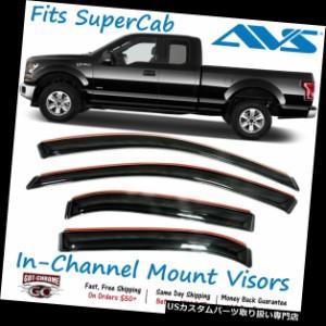 AVS 194432 In-Channel Ventvisor Window Deflector 2011-2017 Chrysler 300