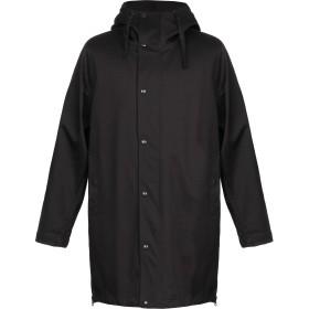 《期間限定セール開催中!》SEMPACH メンズ コート ブラック S コットン 97% / ポリウレタン 3% / ポリエステル / ナイロン