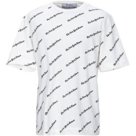 《期間限定セール開催中!》TUDES STUDIO メンズ T シャツ アイボリー XS コットン 100%