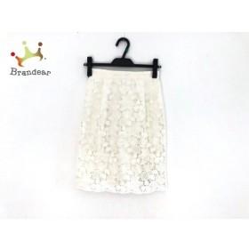 フレイアイディー FRAY I.D スカート サイズ0 XS レディース 美品 FWFS142598 白 新着 20190604